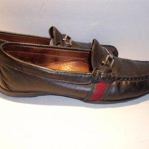Allen Edmonds Black Leather Loafers-Sz. 10 1/2 D
